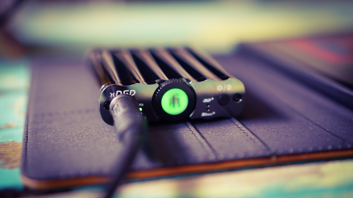 iFi xDSD Special offer! Free iFi Earbuddy